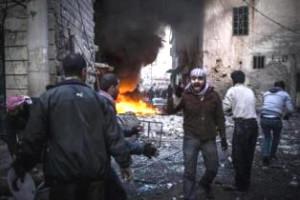 syria w fire