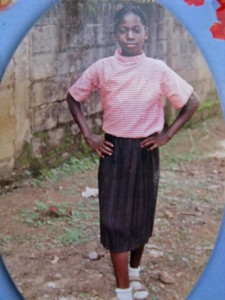 Happiness Adamu, 13, Was known as a brilliant, committed, hard-working church member.