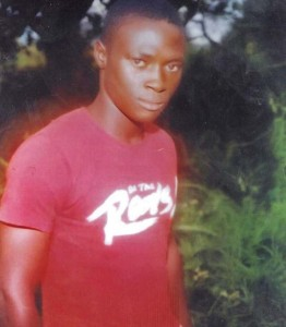 Yacham Ayuba, 20, was one of five Christians shot to death in Aduwan Village.