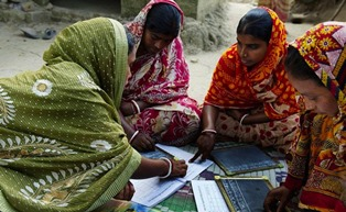 GFA missionaries in India taking hope to desperate, abused women.
