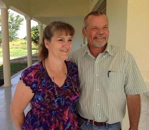 Jacob and Carol Lee